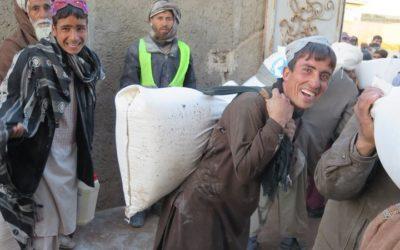 UN World Food Program WFP receives Nobel Peace Prize