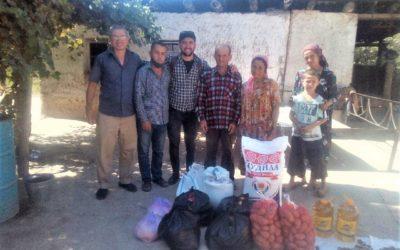 Loser of the Corona Virus – We support deaf people in Uzbekistan